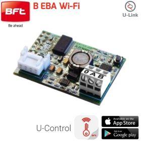 Modul wi-fi BFT, B-EBA WiFi